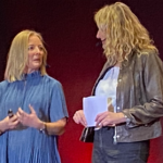 Lena Bjurnes talar på Personal&Chef